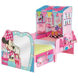 Cama Minnie Disney dosel estanteria