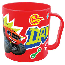 Taza Blaze and the Monster Machines