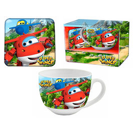 Super Wings mug coaster
