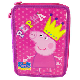 Plumier Peppa Pig Queen doble
