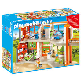 Hospital infantil Playmobil City Life