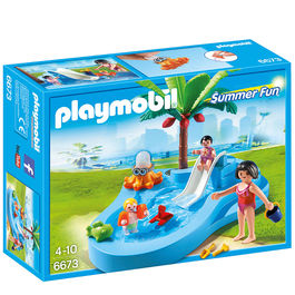 Piscina niños bebe Playmobil Summer Fun