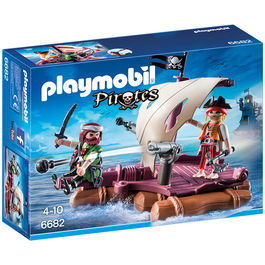 Balsa pirata Playmobil Pirates
