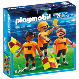 Arbitros Playmobil Sports&Action