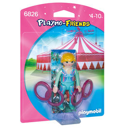 Artista circo Playmobil Playmo Friends