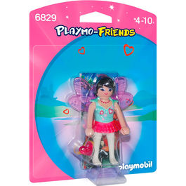 Hada con anillo Playmobil Playmo Friends