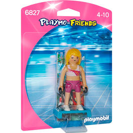 Profesor fitness Playmobil Playmo Friends