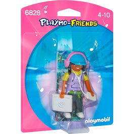 Multimedia girl Playmobil Playmo Friends