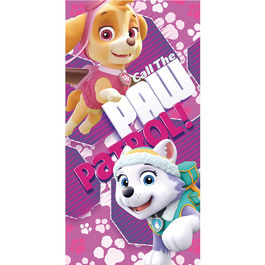 Paw Patrol Call the Patrol polyester towel