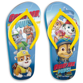 Chanclas Patrulla Canina Paw Patrol Great Job