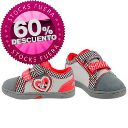 Zapatillas Minnie Disney casual