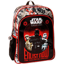 Mochila Star Wars Rogue One Enlist Now adaptable 40cm
