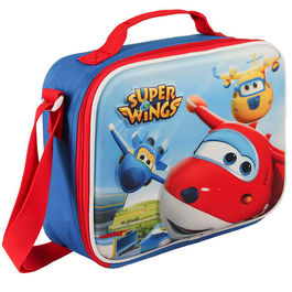 Super Wings insulated EVA 3D lunch bag