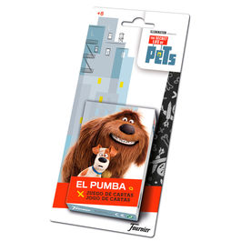 The Secret Life of Pets game card deck