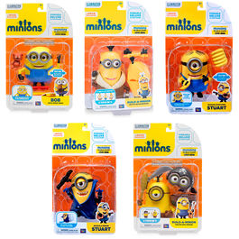 Minions assorted 12cm figure