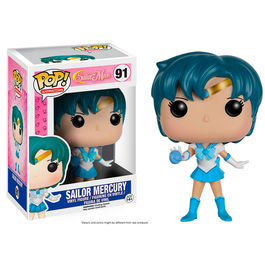 Figura POP Sailor Moon Sailor Mercury