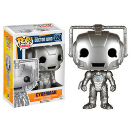 Figura POP Vinyl Cyberman Doctor Who