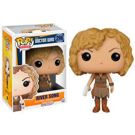 Figura POP Doctor Who River Song