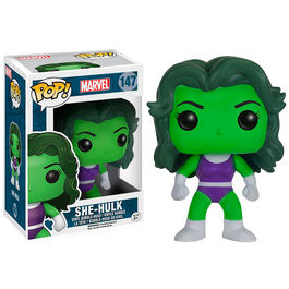 Figura POP Vinyl Bobble Head She Hulk Marvel