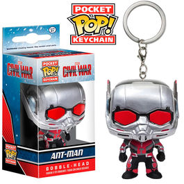 Llavero Pocket POP Marvel Ant Man