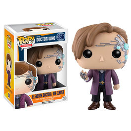 Figura POP Vinyl Undecimo Doctor Mr Clever Doctor Who