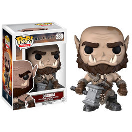 POP Figure Orgrim World of Warcraft