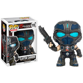 Figura POP Vinyl Gears of Wars Clayton Carmine
