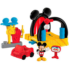 Disney Mickey Mouse Soap 'n Suds Car Wash