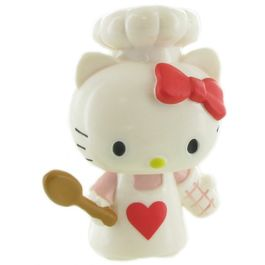 Figura Hello Kitty chef