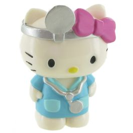 Figura Hello Kitty doctora
