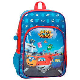 Mochila Super Wings Airport 38cm