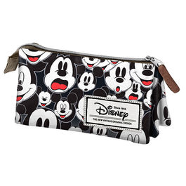Portatodo Mickey Disney triple Visages