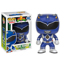 Figura Vinyl POP! Power Rangers Blue Ranger