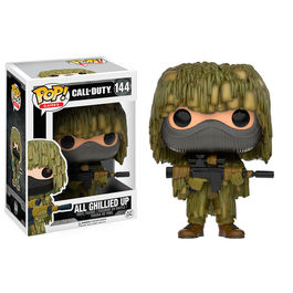 Figura Vinyl POP! Call of Duty All Ghillied Up