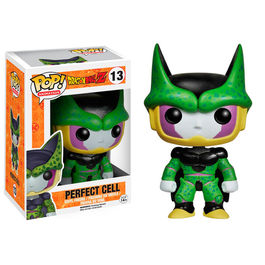 Figura Vinyl POP! Dragonball Z Perfect Cell