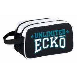 Neceser  Ecko Unltd Black adaptable