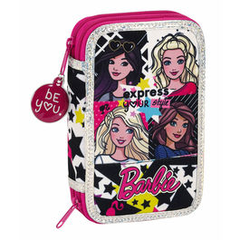 Plumier Barbie You can be doble 28pz