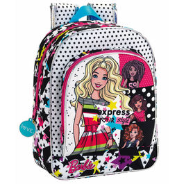 Mochila Barbie You can be 34cm adaptable