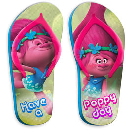 Chanclas Trolls Poppy