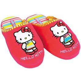Pantuflas Hello Kitty surtido