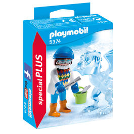Playmobil Special Plus Ice sculptor
