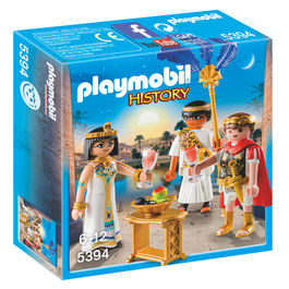 Playmobil History Cesar and Cleopatra