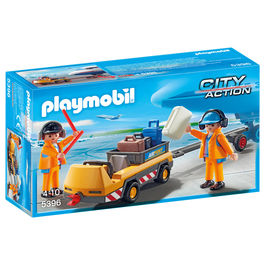 Playmobil City Action Vehicle for suitcases
