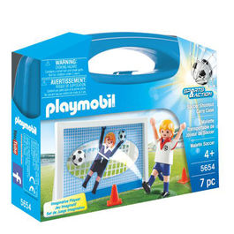 Playmobil Sports Action Football carry case