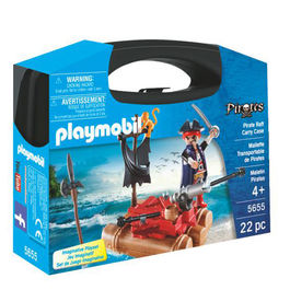 Maletin Pirata Playmobil Pirates