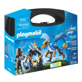 Playmobil Knigths carry case
