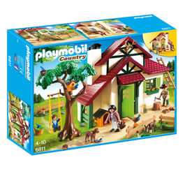 Playmobil Country Forest house
