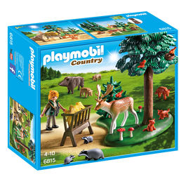 Playmobil Country Forest animals