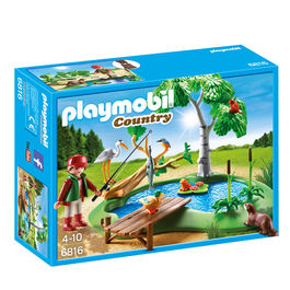 Playmobil Country Lake with animals