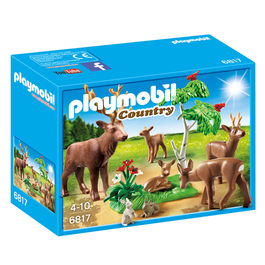 Playmobil Country Deer family